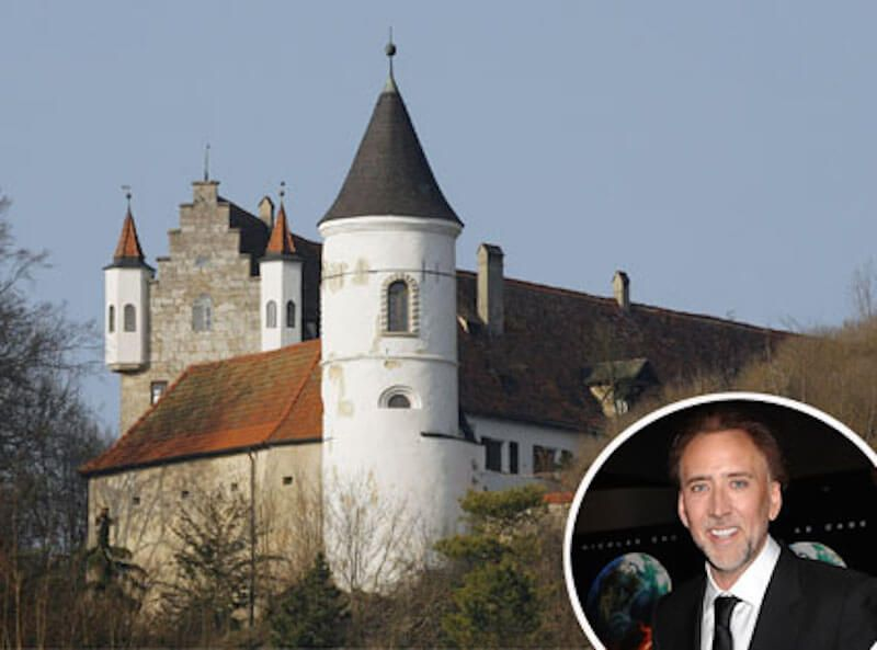 How Nicolas Cage Wildly Spent A 150 Million Fortune