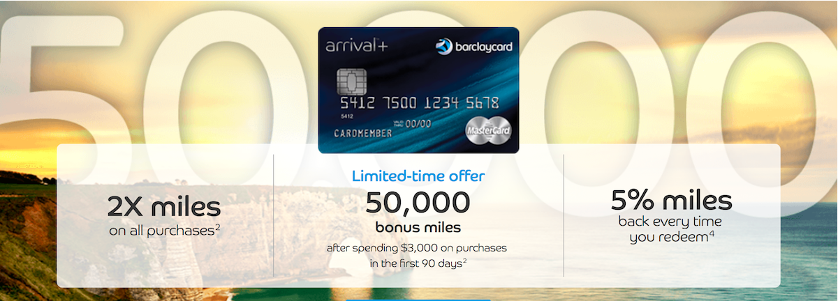 Booking Travel With Barclaycard Arrival