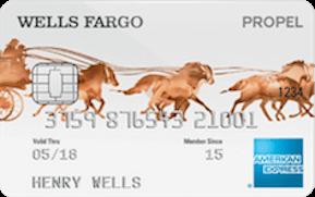 Wells Fargo napędzać opinię karty