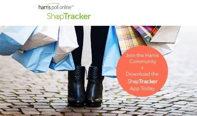 Harris poll shop tracker