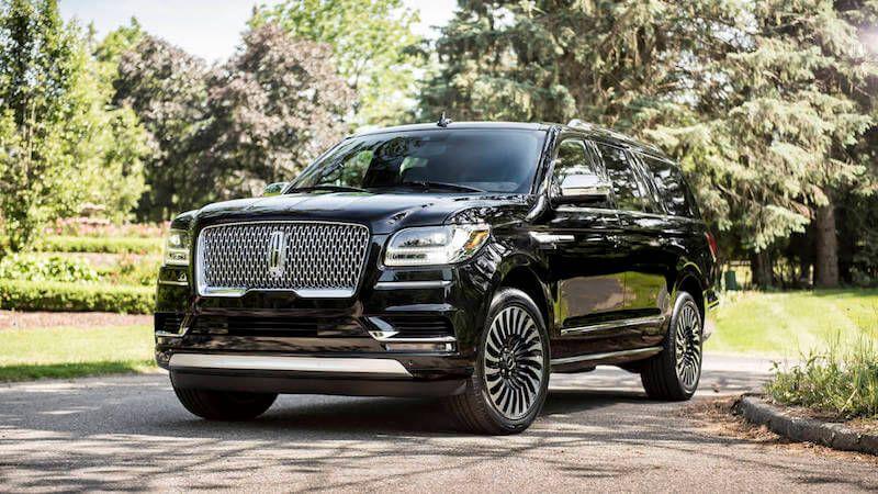 Best Luxury Suvs Of 2018 1 Lincoln Navigator