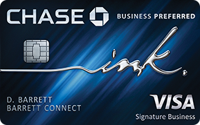 Best business credit cards of 2018 financebuzz chase ink business preferredcard289g reheart Choice Image